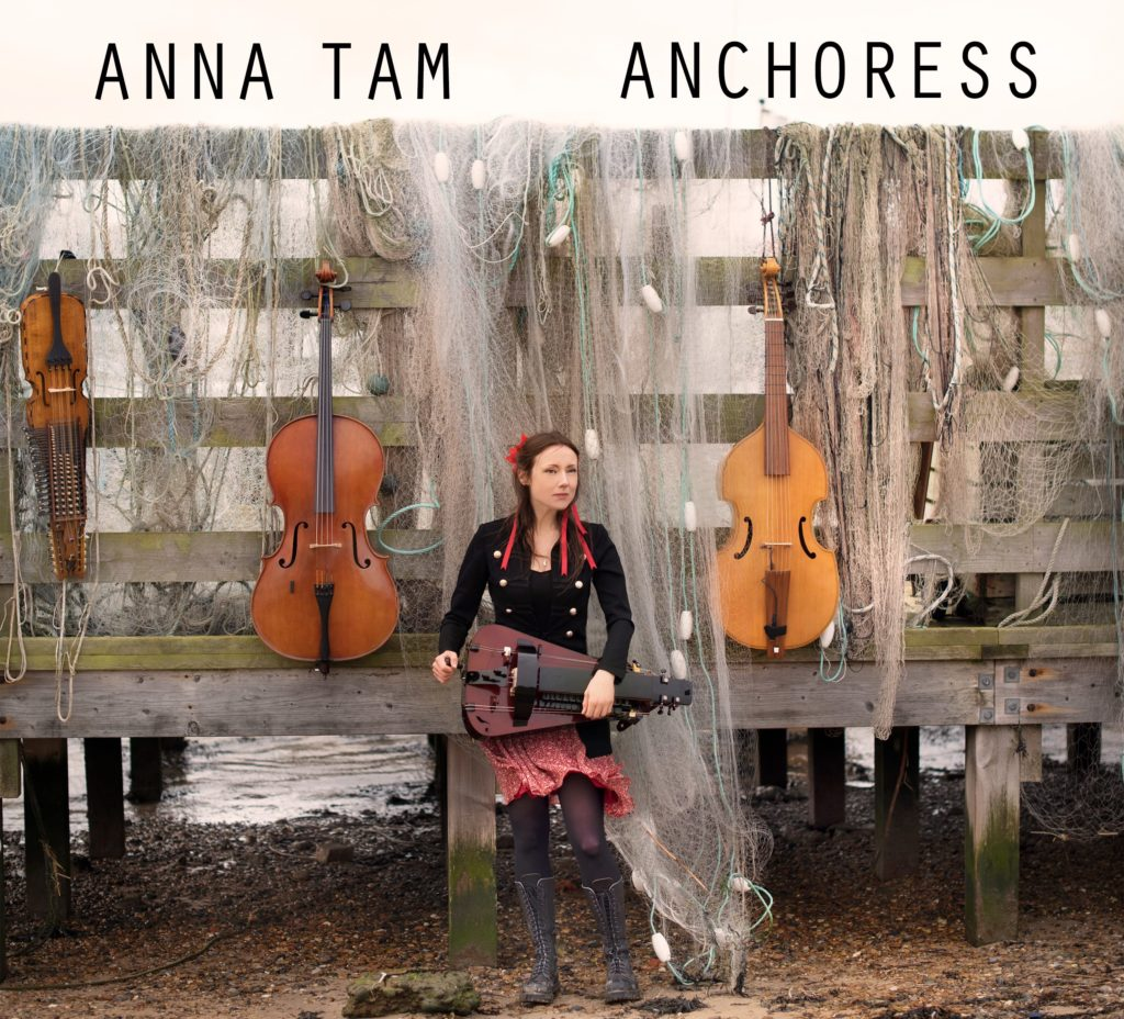 Anchoress Cover